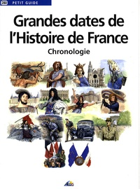 David Fréchet - Grandes dates de l'Histoire de France - Chronologie.