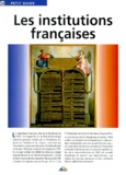 David Fréchet - Les institutions françaises.