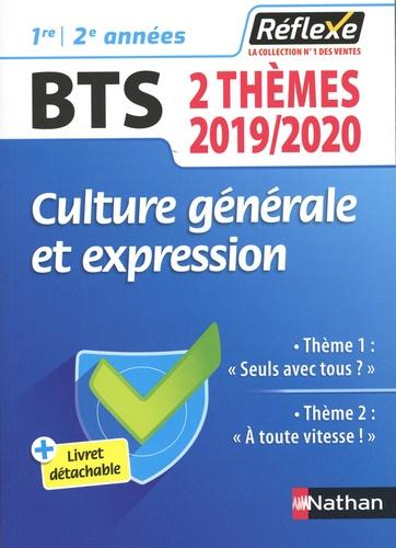 Thème Culture Générale Bts 2019