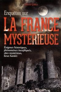 Ucareoutplacement.be Enquêtes sur la France mystérieuse Image