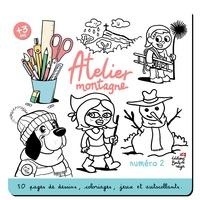 David Gautier - Atelier montagne - Tome 2.