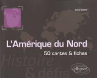 David Giband - L'Amérique du Nord - 50 cartes et fiches.