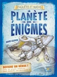David Glover - La planète des énigmes.