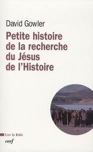 Petite histoire de la recherche du Jésus de lHistoire - Du XVIIIe siècle à nos jours.pdf
