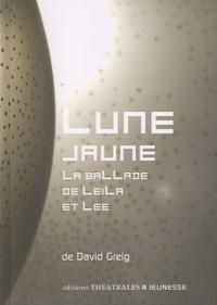 David Greig - Lune jaune - La ballade de Leila et Lee.