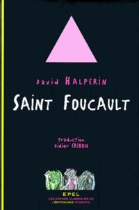 David Halperin - Saint Foucault.