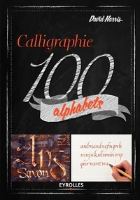 David Harris - Calligraphie 100 alphabets.