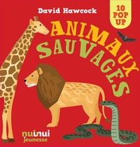 David Hawcock - Animaux sauvages.