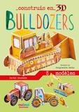 David Hawcock - Bulldozers - Avec 1 livre et 8 modèles.