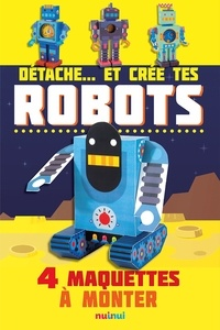 David Hawcock - Détache...et crée tes robots.