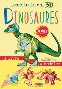 David Hawcock et Margherita Borin - Dinosaures.