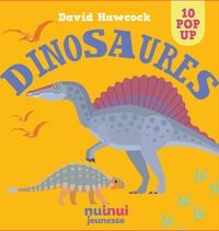 David Hawcock - Dinosaures.