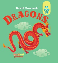David Hawcock - Dragons - 10 pop-up.