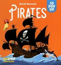 David Hawcock - Pirates - 10 pop up.