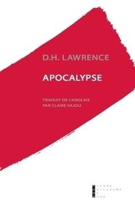 David Herbert Lawrence - Apocalypse.