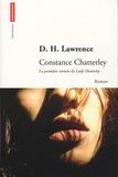 David Herbert Lawrence - Constance Chatterley - La première version de Lady Chatterley's Lover.