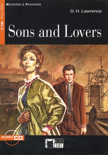 David Herbert Lawrence - Sons and Lovers. 1 CD audio