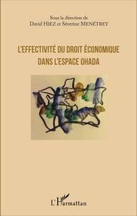 Leffectivité du droit économique dans lespace OHADA.pdf