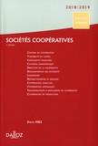 David Hiez - Sociétés coopératives - Création, organisation, fonctionnement.