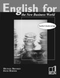 David Horner et Michael Brookes - English for the New Business World - Teacher's Book/corrigé.