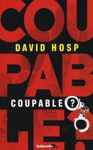 David Hosp - Coupable ?.