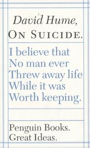David Hume - On Suicide.