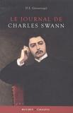 David I. Grossvogel - Le Journal de Charles Swann.