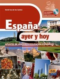 Deedr.fr España, ayer y hoy - Apuntes de lengua y civilizacion españolas Image