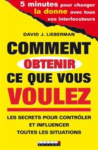 Accentsonline.fr Comment obtenir ce que vous voulez Image