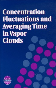 David J. Wilson - Concentration Fluctuations and Averaging Time in Vapor Clouds.