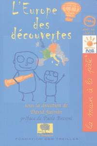 David Jasmin - L'Europe des découvertes. 1 Cédérom