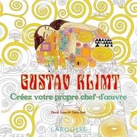 David Jones et Daisy Seal - Gustav Klimt - Créez votre propre chef-d'oeuvre.