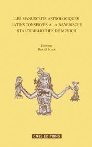 David Juste - Catalogus Codicum Astrologorum Latinorum - Tome 1, Les manuscrits astrologiques conservés à la Bayerische Staatsbibliothek de Munich.