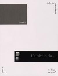 David Katz - L'univers du toucher.