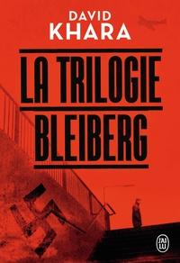 David Khara - La trilogie Bleiberg Intégrale - Tome 1, Le projet Bleiberg ; Tome 2, Le projet Shiro ; Tome 3, Le projet Morgenstern.