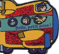 David Kinefield - Brille, petit avion !.