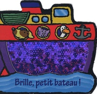 David Kinefield - Brille, petit bateau !.