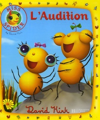 David Kirk - L'Audition.
