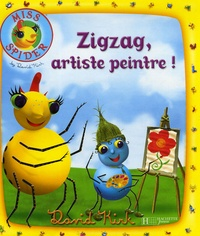 David Kirk - Zigzag, artiste peintre !.