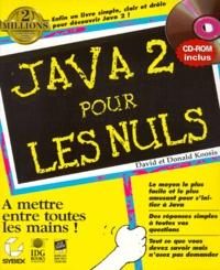 JAVA 2 POUR LES NULS. Avec un CD-Rom.pdf
