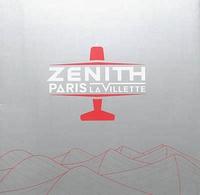 David Kuhn - Zénith, Paris la Villette.