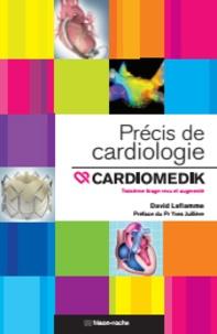 David Laflamme - Précis de cardiologie Cardiomedik.