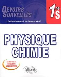 David Latouche et Valéry Quédru - Physique-Chimie 1e S.
