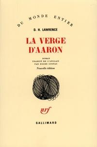 David Lawrence - La verge d'Aaron.