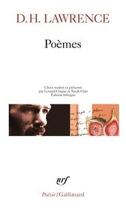 David Lawrence - Poèmes.