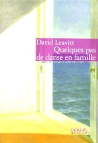 David Leavitt - Quelques pas de danse en famille.