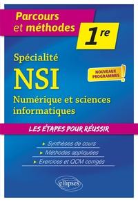 David Legrand - Spécialité NSI (numérique et sciences informatiques) 1re.