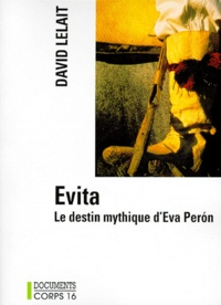 Histoiresdenlire.be Evita - Le destin mythique d'Eva Peron Image