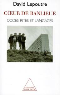 Ucareoutplacement.be COEUR DE BANLIEUE. Codes, rites et langages Image