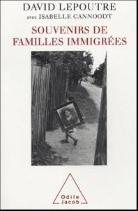 Accentsonline.fr Souvenirs de familles immigrées Image